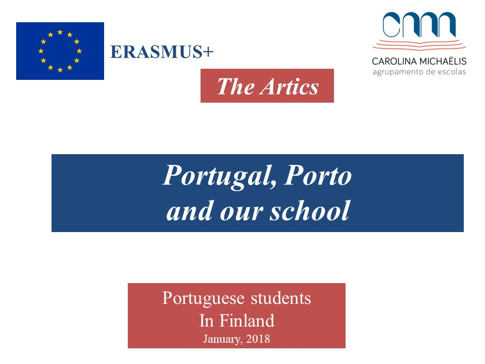 Students PPP about Portugal